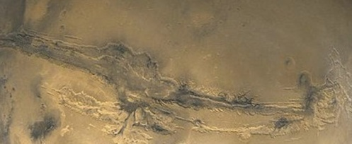 Valles Marineris A