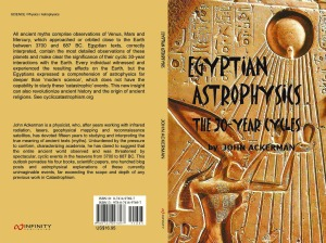 Egyptian Astrophysics - cover for blog