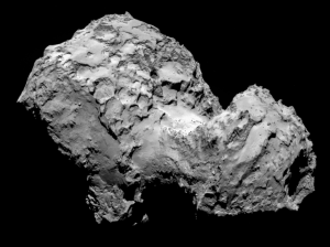 Fig. 3 'comet' 67P a Jupiter asteroid